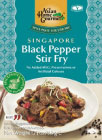 SINGAPORE BLACK PEPPER STIR FRY