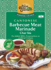 CANTONESE BARBECUE MEAT MARINADE