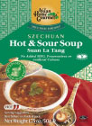 SZECHUAN HOT & SOUR SOUP