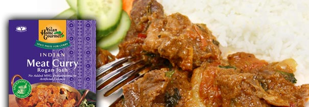 Condimente Indiene - INDIAN MEAT CURRY