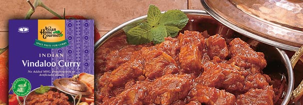 Condimente Indiene - INDIAN VINDALOO CURRY